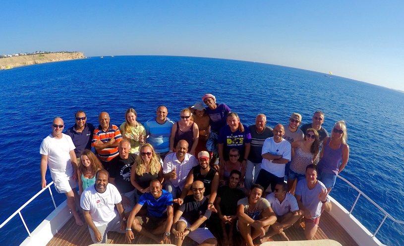 Red Sea Liveaboards, diving, Sharm el Sheikh