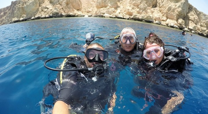 Solo travel to Sharm el Sheikh