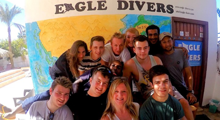 Dive club trips to the Red Sea…an intense week of fun!