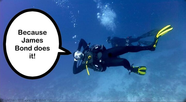 Why you should dive…..in the Red Sea!